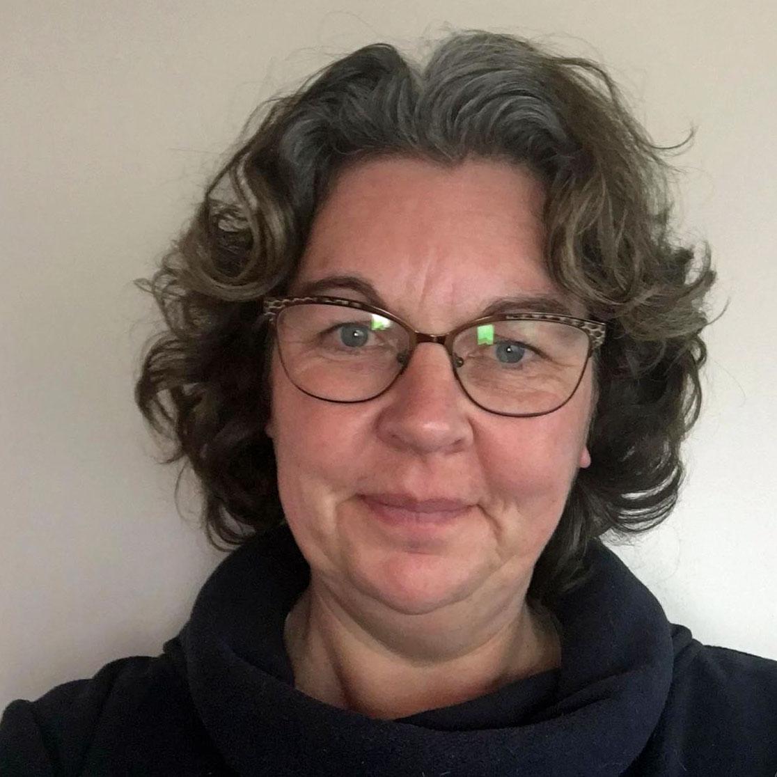 Natasja Brouwer is begeleider bij stichting ELF